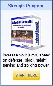 Volleyball Strength Program
