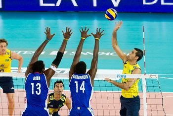 Systems in Volleyball
