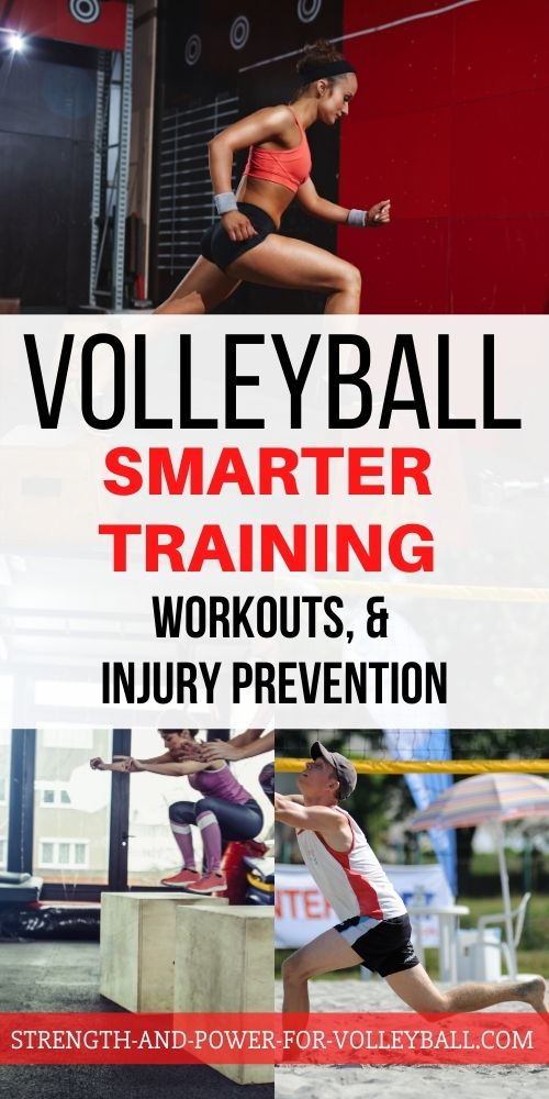 Smart Way to Train for Volleyball