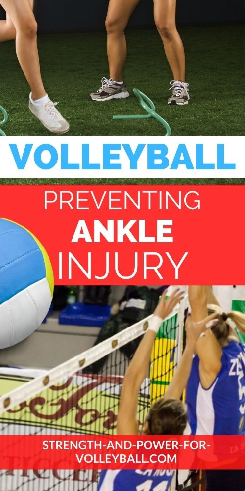 Ankle Supports for Volleyball