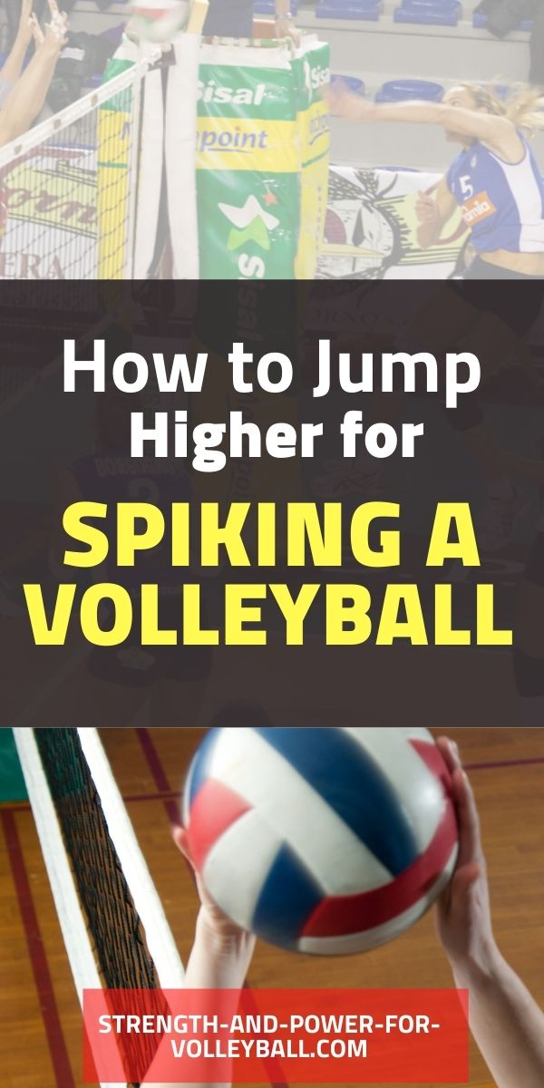 How to jump higher when approaching to spike