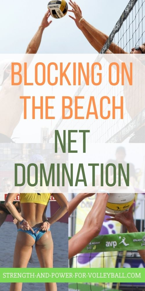 Volleyball Blocking Tips