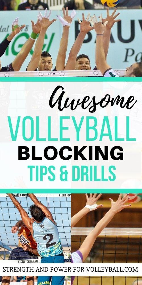Volleyball Blocking Tactics