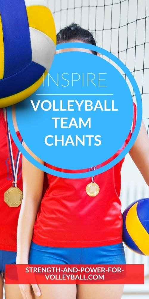 Volleyball Cheers and Chants