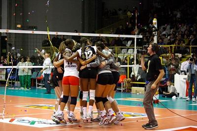 Celebrating a Win