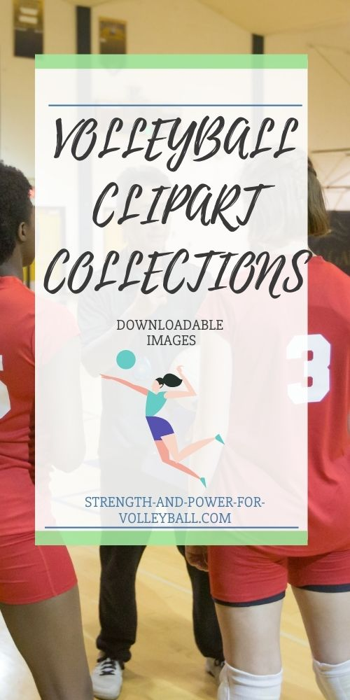Volleyball Clipart Collections