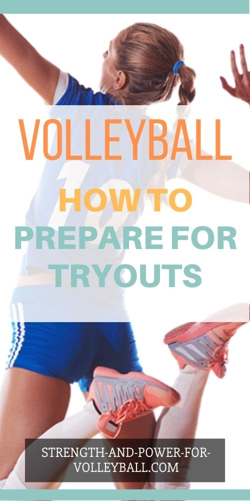 Tips for Tryouts