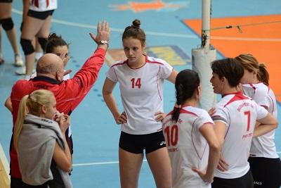 Volleyball Coach Speech