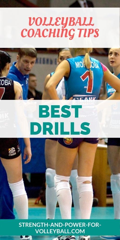 Volleyball Coaching Advice