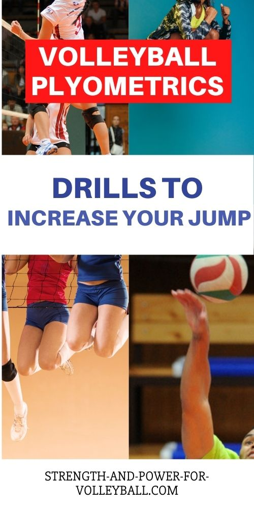 Volleyball Plyometric Drills