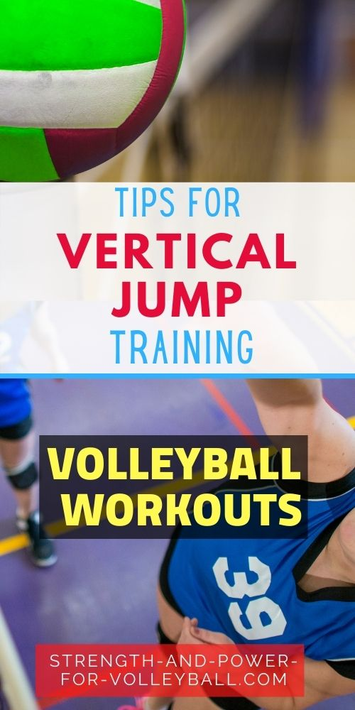 Volleyball Jump Training Tips