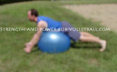 Volleyball weight training exercises