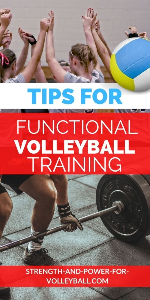 Volleyball Functional Training
