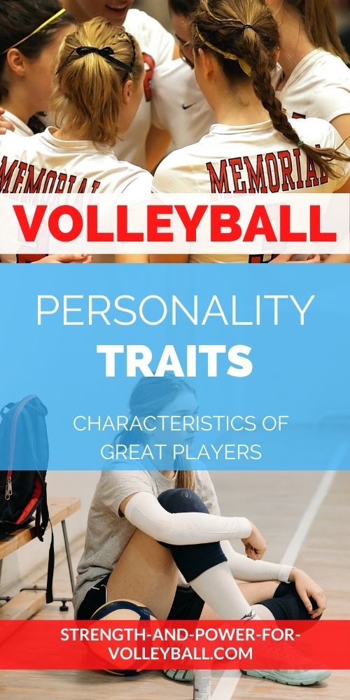 Volleyball Player Character Traits