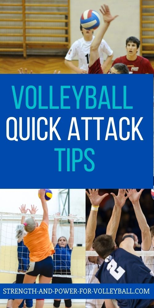 Volleyball Quick Sets