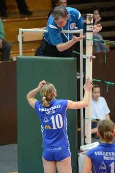 Official Hand Signals USA Volleyball SportKit