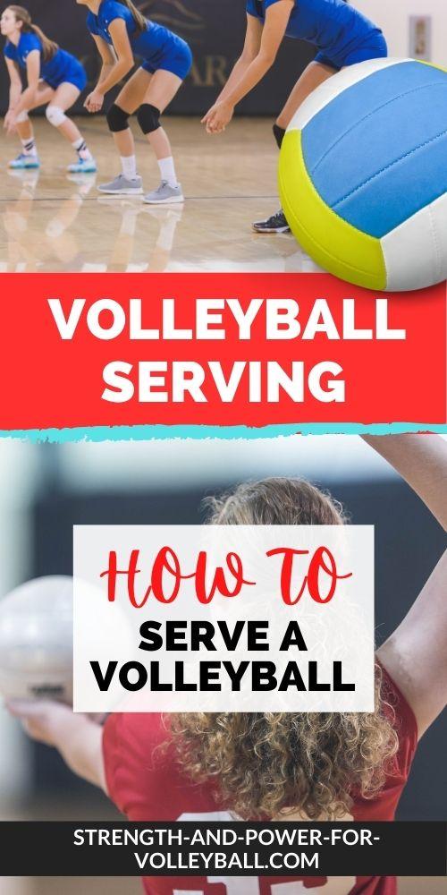 Volleyball Serve Terminology