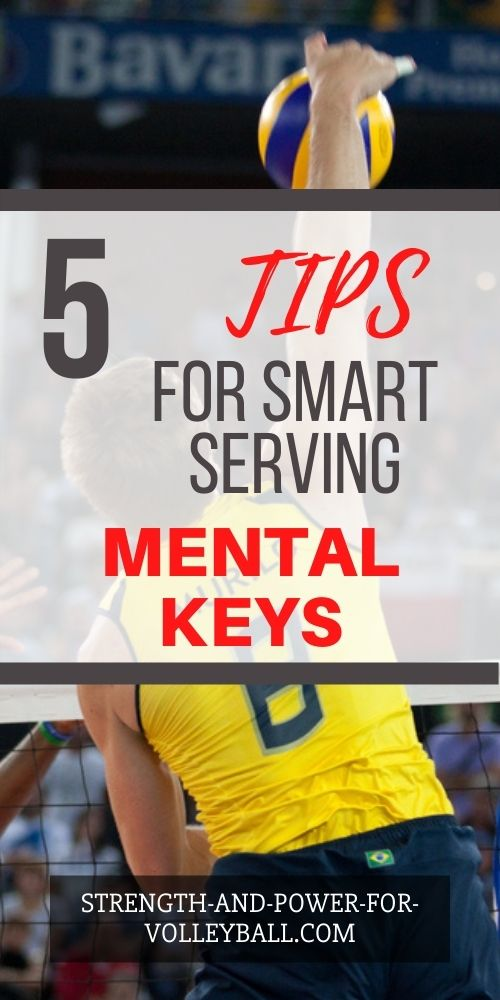 Volleyball Serving Tips