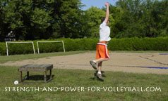 Volleyball ankle supports usa olympic team