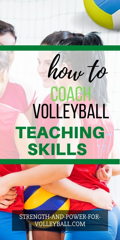 Teaching Volleyball Tips