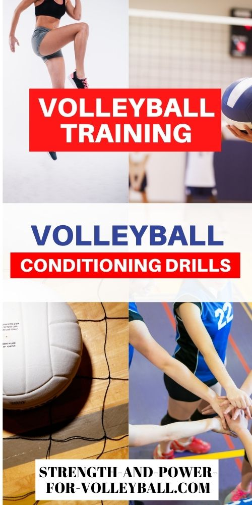 Volleyball skill and conditioning