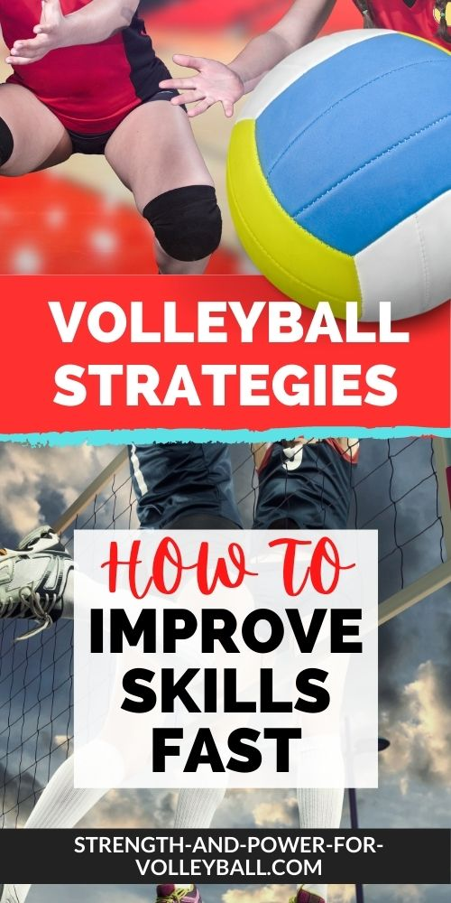 Strategies for Winning in Volleyball