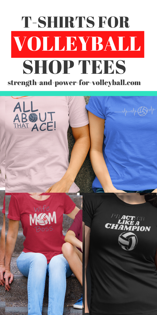 Shop volleyball shirts and hoodies