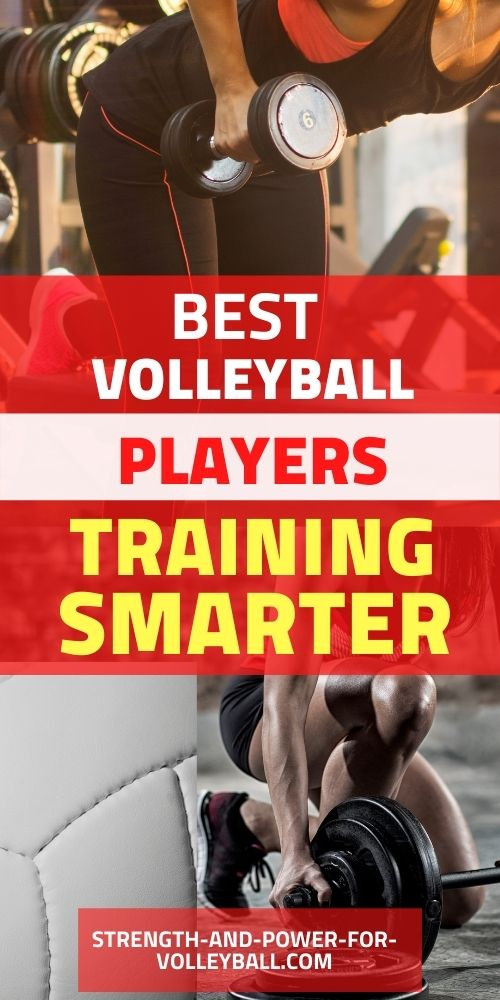 Training for Volleyball