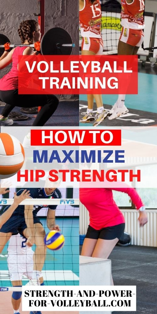 Volleyball Glute Training Exercises