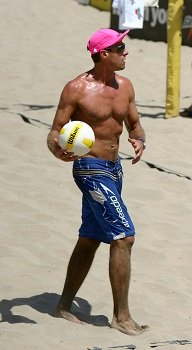 Karch Kiraly Training