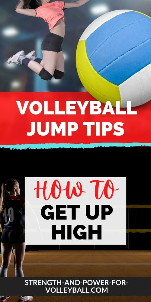 Volleyball Vertical Jump Tips