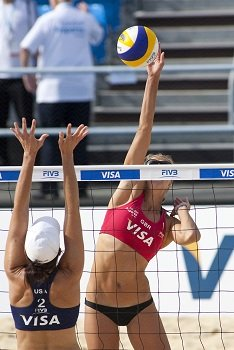 Warm up Exercises for Volleyball