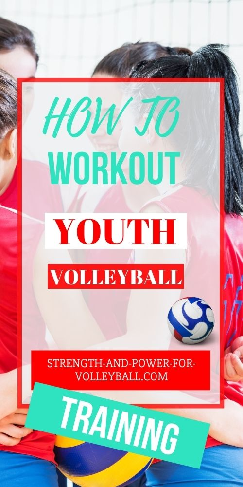 Exercises for Youth Volleyball